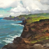 maui afternoon | 9″ x 12″ oil on canvas board